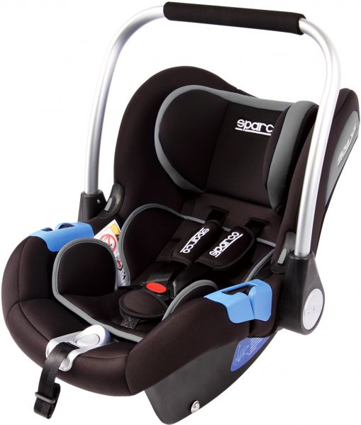 SPARCO F300i CHILD SEAT