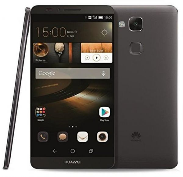 Huawei Ascend Mate 7 Dual Sim - 32GB, 4G LTE, Black