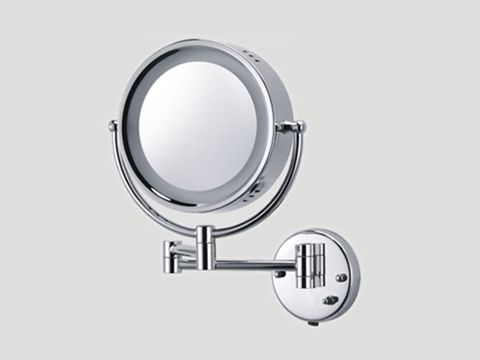 Wall Mounted Makeup Mirror With Led Lights
