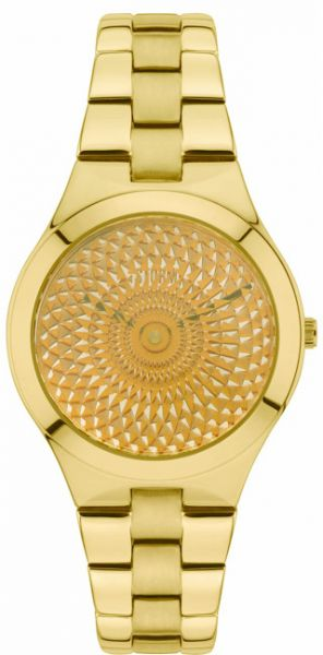 Storm Denzi Gold for Women Analog Stainless Steel Watch 17cecd4b19c