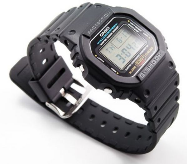 3a8baeef7af Casio G-Shock DW-5600E-1V 200 Meters Rugged Watch for Men
