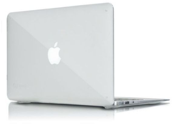 sports shoes cb4fd cd552 Clear Apple MacBook Air 13 Inch Hard Case Cover Full Body Protection   Souq  - UAE