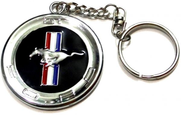 Ford Mustang Gt Key Chain