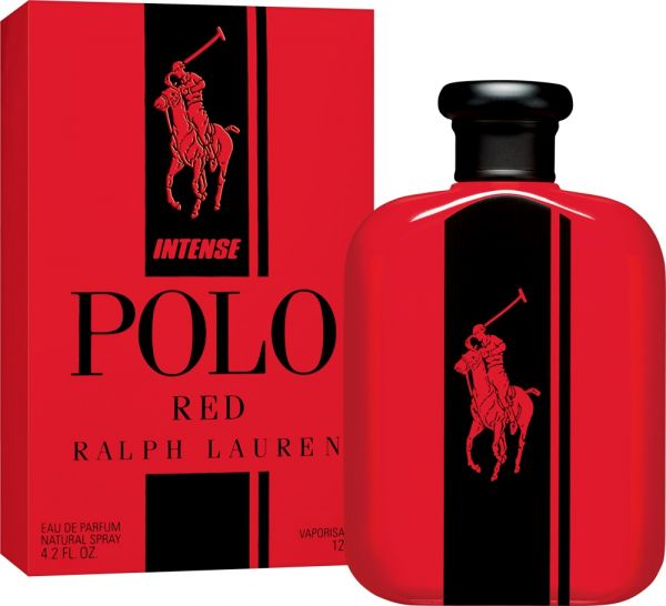 Polo Red Intense by Ralph Lauren Eau de Toilette for Men 125 ml ... b9d8bb63a292e
