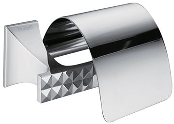 Toilet Paper Holder : Wall mounted toilet tissue paper holder souq uae