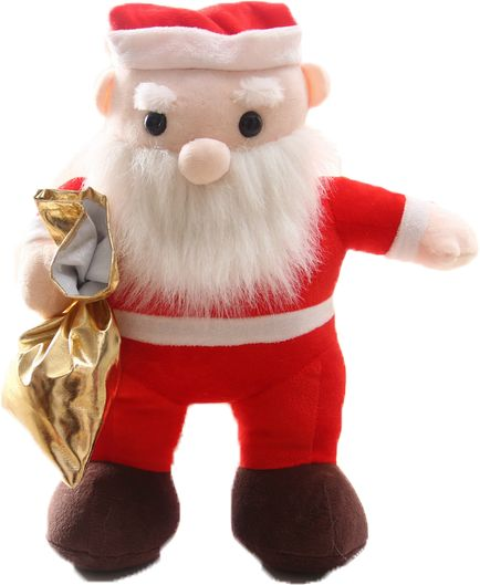 this item is currently out of stock - Stuffed Santa Claus