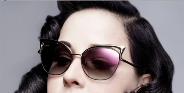 6688e2a919 Women cat-eye sunglasses hot style for girl clubmaster sun glasses metal UV  Protect sunglasses