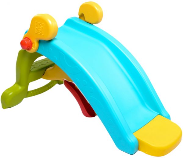 Fisher-Price Grow'n Up 2-in-1 Slide to Rocker - NT2024
