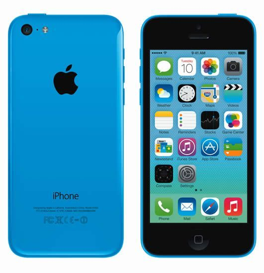 Apple iPhone 5C - 16GB, 4G LTE, Blue