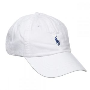 Polo Ralph Lauren Signature Pony Cap with Leather Buckle Strap for Men 2bfcdbf1c7d9