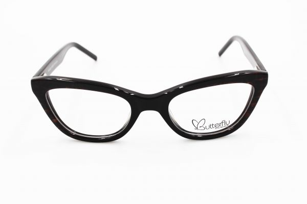 6083b88495f6 Butterfly Medical Glasses for Girls - Black, 31757 | KSA | Souq