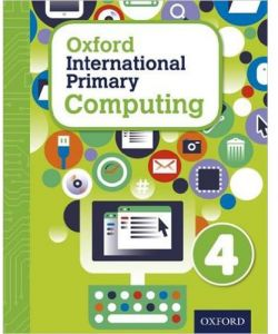 Oxford International Primary Computing Book 4 by Alison Page - Paperback