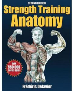 Souq | Strength Training Anatomy by Frederic Delavier - Paperback | UAE