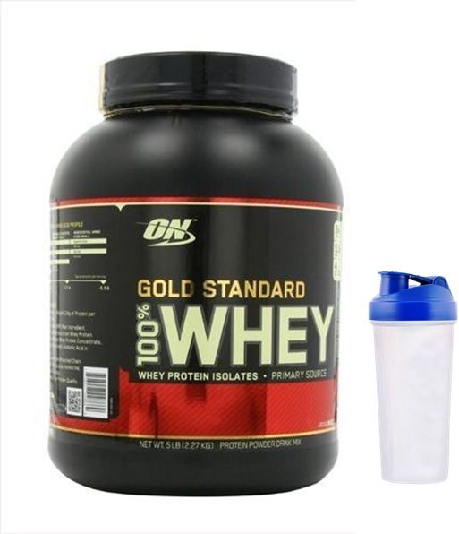Gold Standard 100% Whey Protein Isolates by Optimum ...
