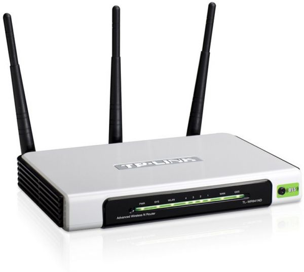 TP-Link TL-WR941ND V3 Router Windows 7
