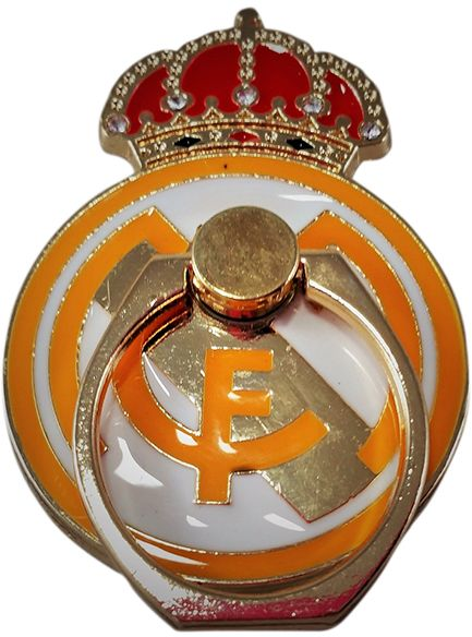 Iring Stand Phone Holder 360 Degree Rotation Real Madrid Spec dan Source · This item is currently out of stock