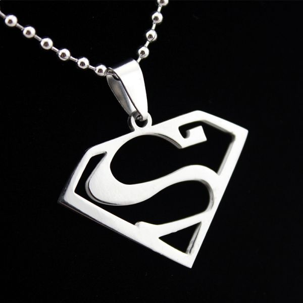 Buy jewelry superman pendant necklace for women men sweater chain jewelry superman pendant necklace for women men sweater chain mozeypictures Gallery