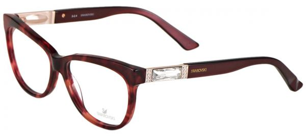 13f676ac1173 Eyewear Frames From Swarovski For Women Made Of Metal SW5091