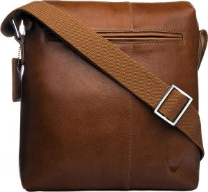 8bc7b8b9adc2 Hidesign Fitch 04 Crossbody Bag for Men - Genuine Leather