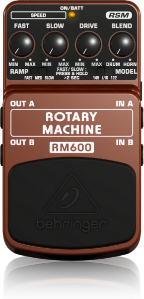 Behringer Ultimate Rotary Speaker Modeling Effects Pedal