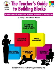 The Teacher's Guide to Building Blocks by Dorothy P. Hall - Paperback