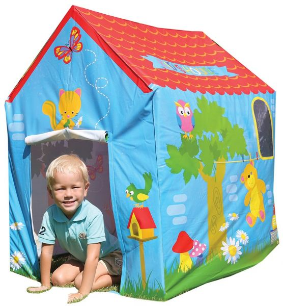 This item is currently out of stock  sc 1 st  Souq.com & Bestway Kids Play Tent House 52201 price review and buy in ...