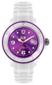 Ice Watch Men s Purple Dial Silicone Band Watch - SI.WV.B.S.11 1bc98edc7d