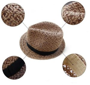 edc252c038f0b Hollow Linen Cap Summer Beach Women Hat Sun Fashion Hat