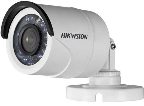 Hikvision DS-2CE16D1T-IRP Security Camera HD1080P IR Bullet White
