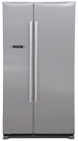 Bosch 573 Liters Side By Side Refrigerator Kan90vi20n Souq Uae