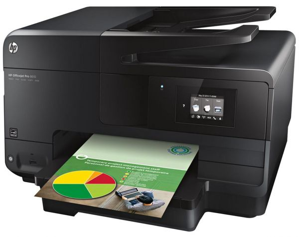HP Officejet Pro 8610 e-All-in-One Printer Driver Download (2019)