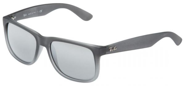 Ray Ban Justin Classic Black Unisex Sunglasses - RB4165 852 88 54-16 ... 383bb5fc07