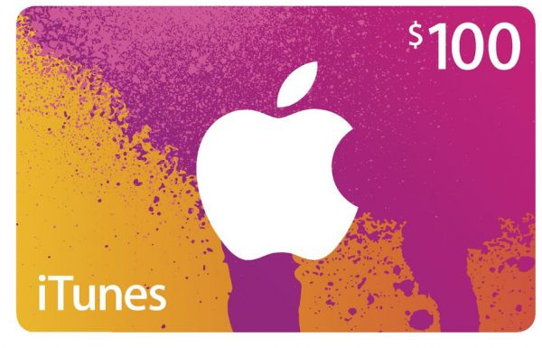 Apple Itunes Card 100 Dollar Souq Uae