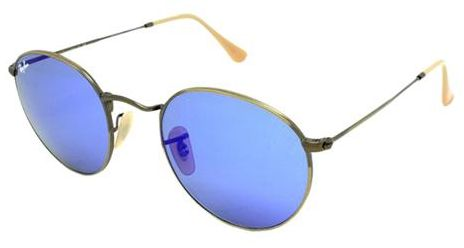 8ee6b8d5dc5 Ray-Ban Round Unisex Sunglasses - RB3447-167-68-50