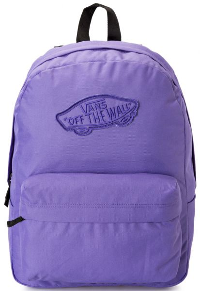 2b24ce5f0a1b Vans VN000NZ0ECP Realm Backpack for Women - Passion Flower Passion ...