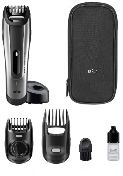 braun bt5090 beard trimmer with 2 comb attachments charging stand soft pouch price review. Black Bedroom Furniture Sets. Home Design Ideas