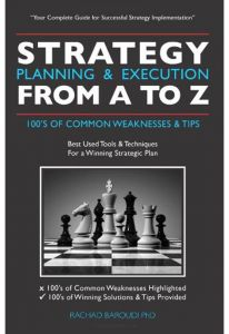 Sale on books buy books online at best price in kuwait city and strategy planning execution from a to z 100s of common weaknesses tips by phd baroudi rachad paperback fandeluxe Gallery