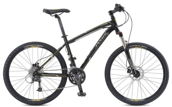 Souq | Jamis Trail X4 Bicycle, Gloss Black | UAE