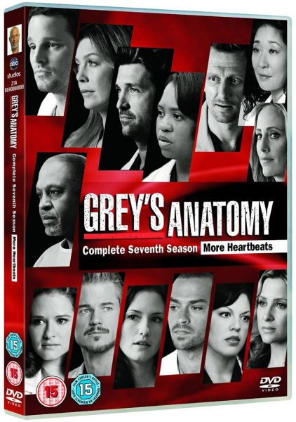 Greys Anatomy Complete Seventh Season Dvd Price Review And Buy In
