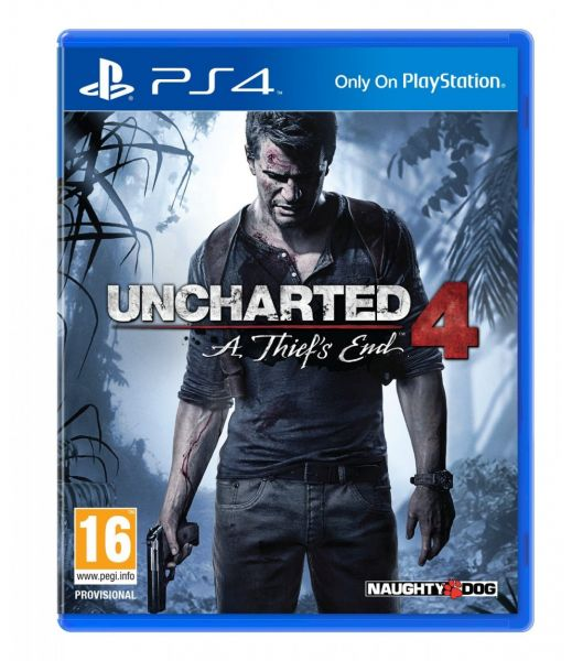 b2d52e21c9 Uncharted 4  A Thief s End by Naughty Dog - PlayStation 4