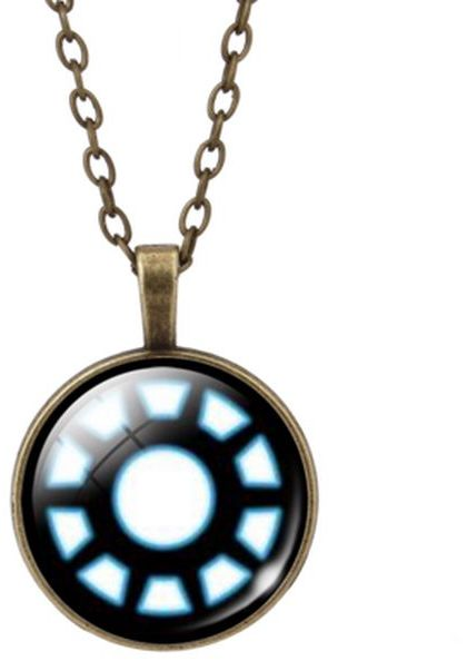 Buy iron man arc reactor pendant or keychain necklaces uae souq this item is currently out of stock aloadofball Image collections