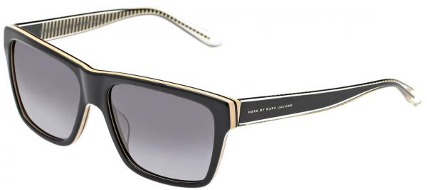 Marc by Marc Jacobs Sonnenbrille Mmj 380/S Hd Black, 56