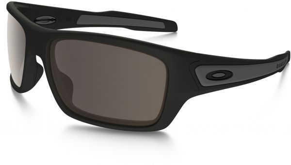 8aaf8557c6 Oakley Turbine Rectangle Men s Sunglasses - Matte Black - OAK9263-01 ...
