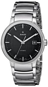 ad814c539 Rado Centrix Watch for Men - Analog Stainless Steel Band - R30939163