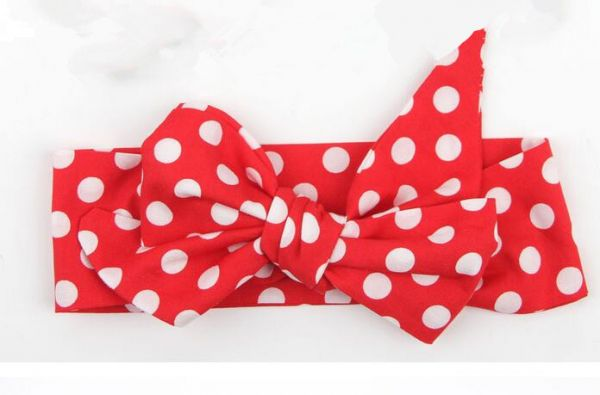 Cute Baby Hair Band for Little Girl - Red  96a1301ec6c