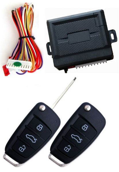 Car Remote Unlocker >> Car Keyless Entry System With Remote Control Lock And Unlock With Led