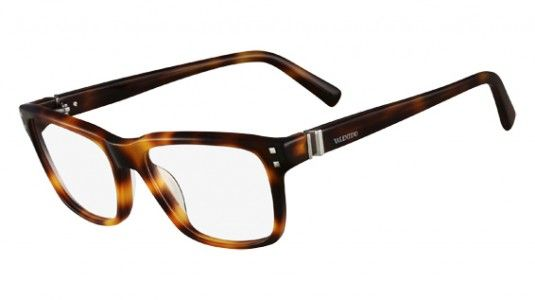 Valentino V2634 Col. 214 Avana Woman Optical Frame With Studs | Souq ...