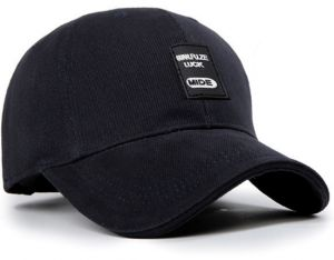 Man Outdoor Leisure Cotton Baseball Cap Sun Hat Unisex Sports Adjustable  Caps cd339c5ef053