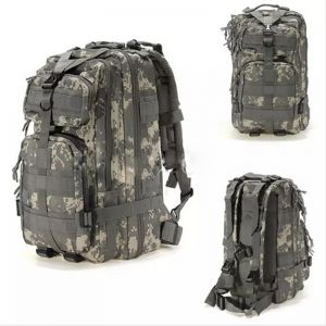 f4a137774b03 40L Outdoor Sport Camping Trekking Hiking Bag Military Tactical Rucksacks  Backpack