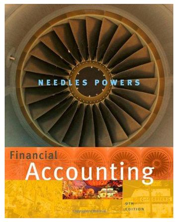 Financial Accounting by Belverd E. Needles and Marian Powers - Hardcover